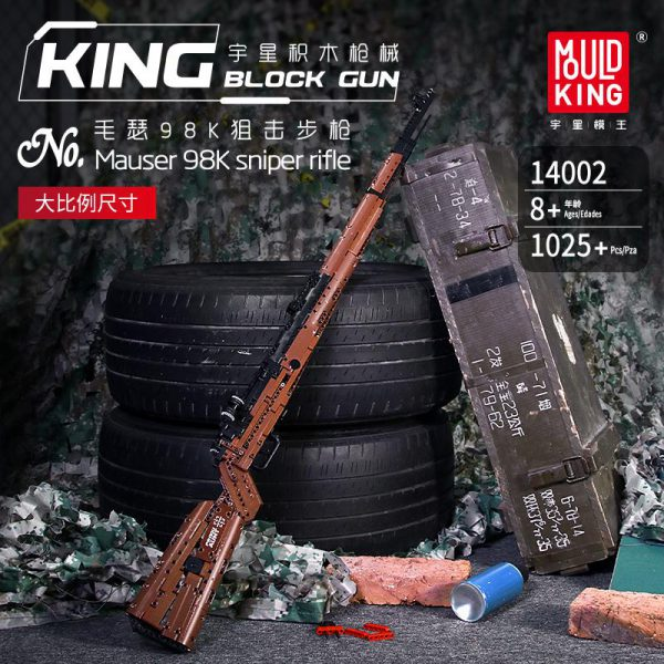 14002 - MOULD KING