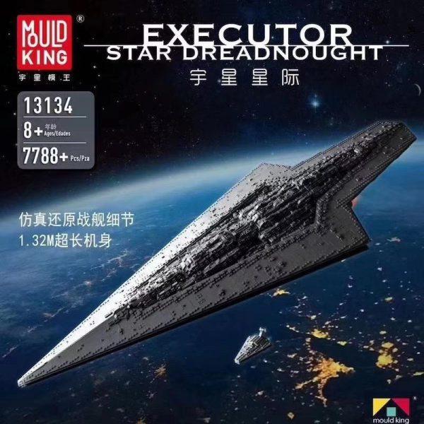DHL 13134 7788Pcs Star Toys Wars The MOC 23556 Imperial Star Destroyer 75252 75292 05027 Kids 9eb2ed3c e99f 4403 87dc 5e242bc8cc97 - MOULD KING