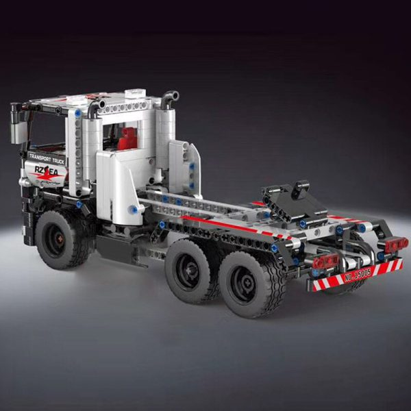MOULD KING 15005 Technic series The Constrouction remote control truck Model With Motor Function Building Blocks 2 - MOULD KING