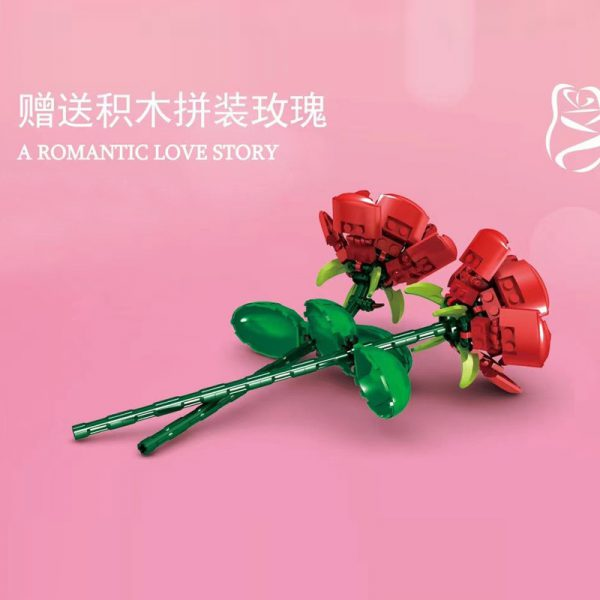 MOULDKING 10022 A Romantic Love Story 2 - MOULD KING