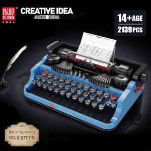 MOULD KING 10032 Typewriter with 2139 pieces