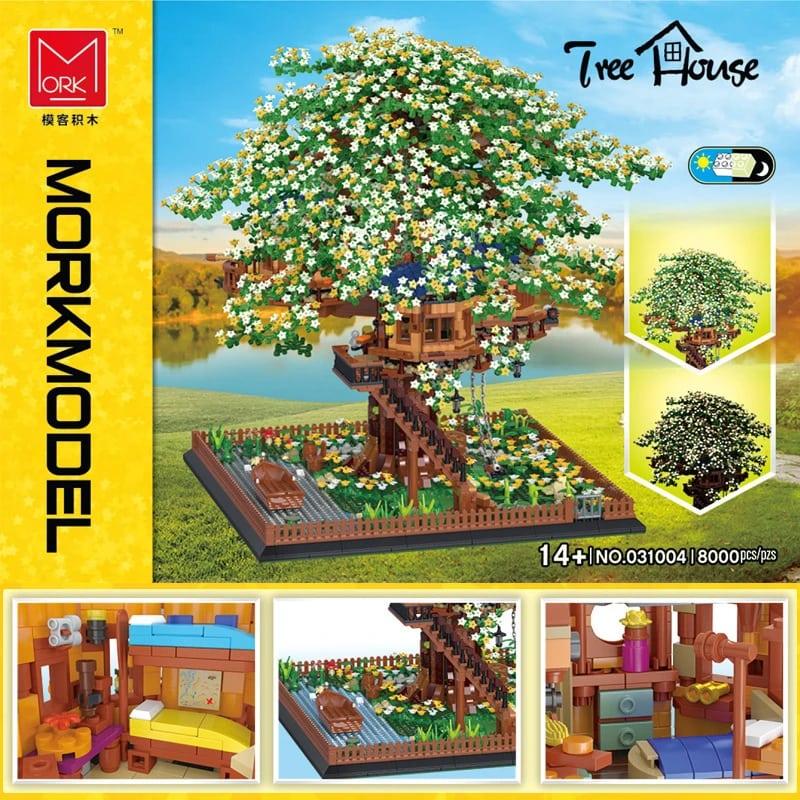 mork 031004 tree house creator 7840 - MOULD KING