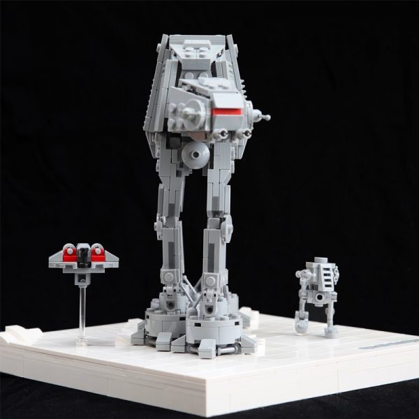 MOC 11431 AT AT Assault on Hoth Star Wars by onecase MOC FACTORY 4 - MOULD KING