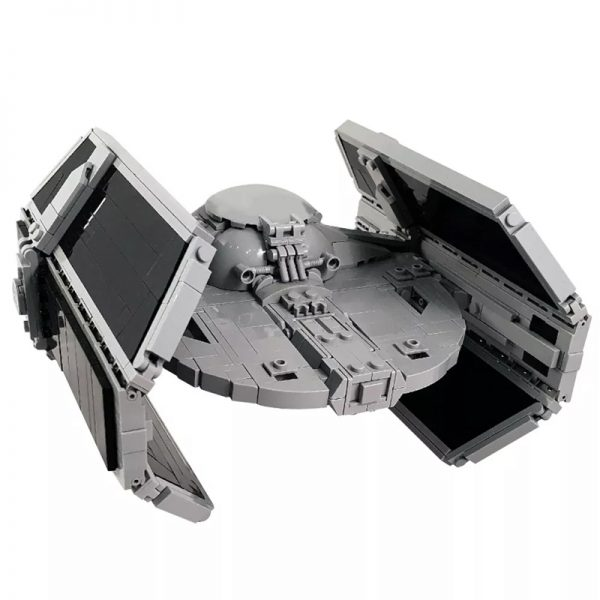 MOC 14383 Advanced Perfect Minifig Scale Star Wars by brickvault MOC FACTORY 3 - MOULD KING