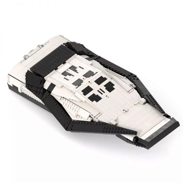 MOC 37999 Interstellar Ranger Space by febrix 1999 MOC FACTORY 4 - MOULD KING
