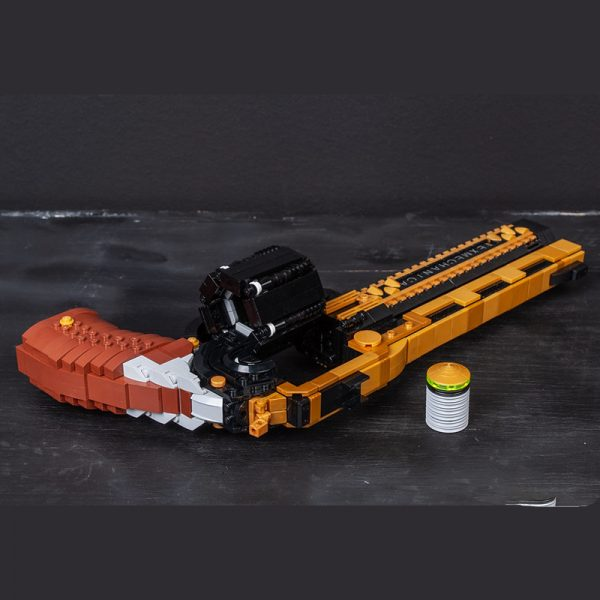 MOC 39676 Destiny 2 The Last Word Exotic Hand Cannon Creator by NickBrick MOC FACTORY 2 - MOULD KING