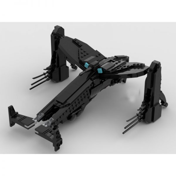 MOC 47640 Prowler Space by TheRealBeef1213 MOC FACTORY 3 - MOULD KING