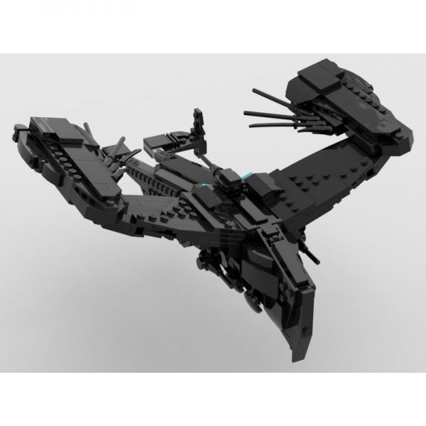 MOC 47640 Prowler Space by TheRealBeef1213 MOC FACTORY 4 - MOULD KING