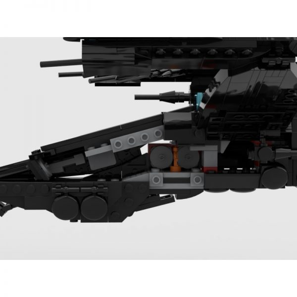 MOC 47640 Prowler Space by TheRealBeef1213 MOC FACTORY 5 - MOULD KING