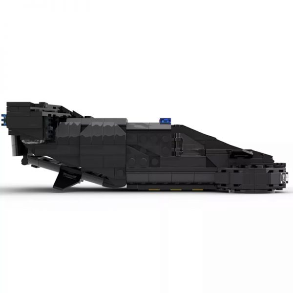 MOC 50095 Cyberpunk 2077 MAX TAC Police Vehicle From 2013 Teaser Trailer Technic by YCBricks MOC FACTORY 4 - MOULD KING