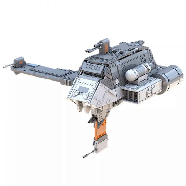 MOC 52064 Anakins the Twilight the Clone Wars Star Wars by Bruxxy MOC FACTORY - MOULD KING