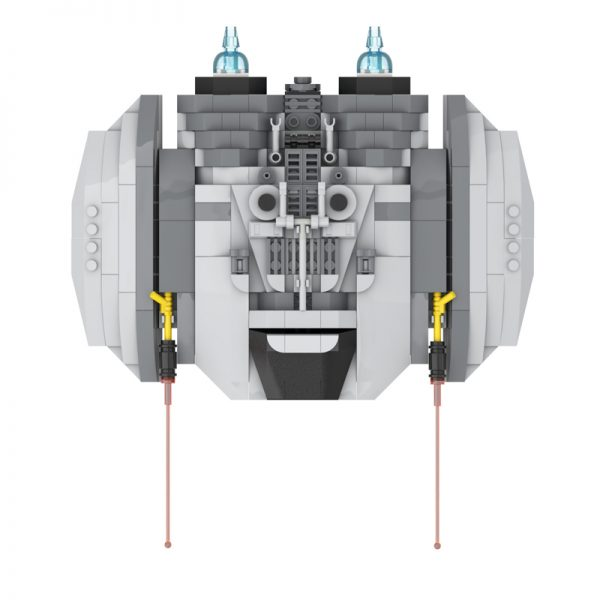 MOC 55621 Cylon Raider 1978 Space by Runescope MOC FACTORY 3 - MOULD KING