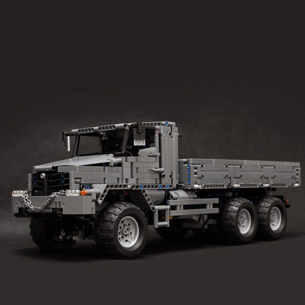 MOC 58727 6x6 Offroad Truck Technic by Superkoala MOC FACTORY 3 - MOULD KING
