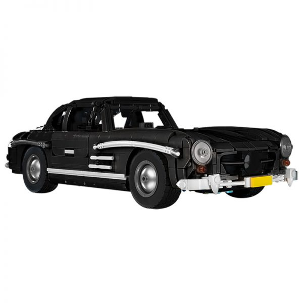 MOC 59792 Mercedes Benz 300SL Gullwing Coupe 1955 Technic by tmunz MOC FACTORY 2 - MOULD KING