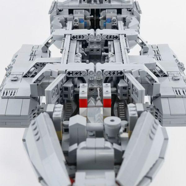 MOC 90066 Battlestar Galactica Space MOC FACTORY 12 - MOULD KING