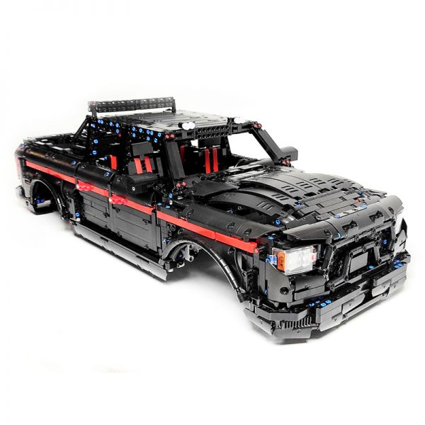 MOC 90139 Remote Control Off Road Pickup Technic MOC FACTORY 4 - MOULD KING
