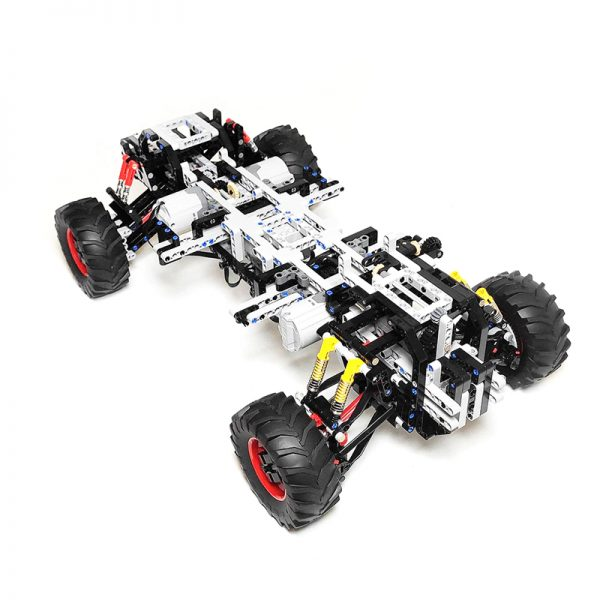 MOC 90139 Remote Control Off Road Pickup Technic MOC FACTORY 6 - MOULD KING