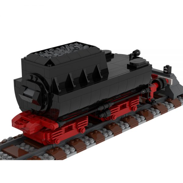 moc 25554 german class 52 80 steam locomotive technic by topaces moc factory 110045 1 - MOULD KING