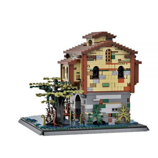 moc 29779 swamp hideout creator by zmarkella moc factory 215817 1 - MOULD KING