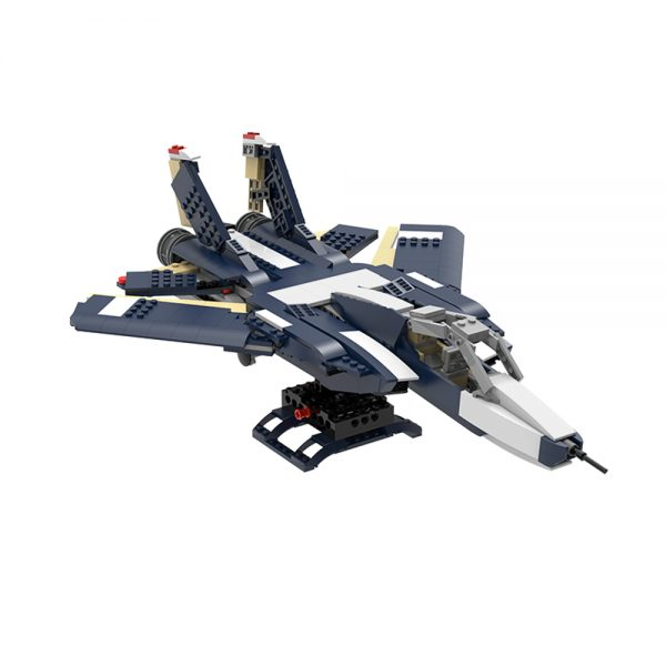 moc 38032 f 14 tomcat military by ale0794 moc factory 233855 - MOULD KING