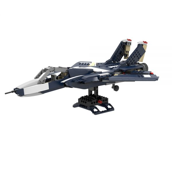moc 38032 f 14 tomcat military by ale0794 moc factory 233907 - MOULD KING